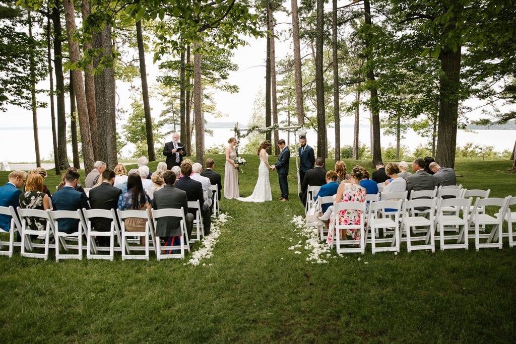Detroit Outdoor Wedding Venues